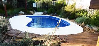 Backyard Leisure Pools by Pvf Pools Fiberglass Pools Western Ma