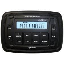 get 2017 u0027s best deal on milennia milprv17 marine stereo rock the