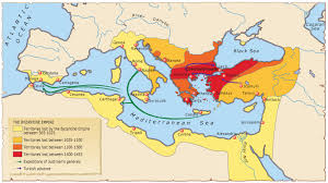 Map Of Constantinople 1 Eso Session 1 Maps Mr Bell U0027s World History