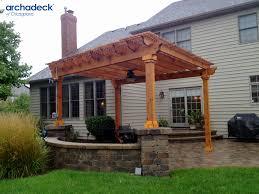 Modern Backyard Design Ideas Decor Pergola Canopy Design Ideas For Modern Backyard Decoration