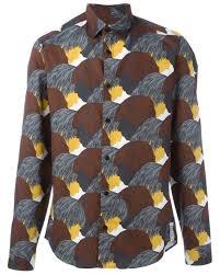 K Henm El Online Shop Kenzo Herren Bekleidung Hemden Sale Holen Sie Sich Trendige Mode