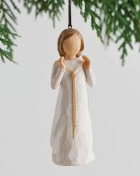 truly golden ornament willow tree