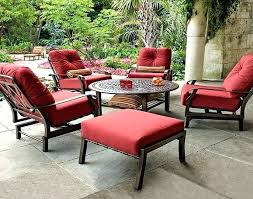 replacement outdoor furniture cushions patio furniture cushions
