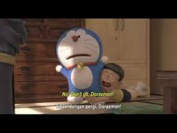 film doraemon episode terakhir stand by me realy cute doraemon pinterest