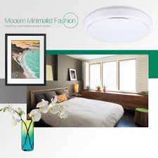 led ceiling lights for kitchen 18w round led ceiling light 3000 lumens flush mount fixture for