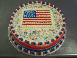 Flag Cakes J J Gandy U0027s Pies Inc Holiday Cakes