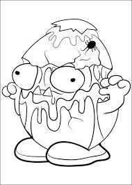 coloring pages trash pack printable kids u0026 adults free