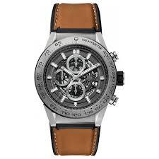 tag heuer carrera heuer carrera calibre heuer 01 chronograph titanium grey phantom
