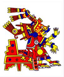 aztec sun gods