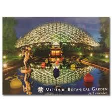 The Missouri Botanical Garden Missouri Botanical Garden 2018 Calendar Missouri Botanical