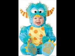 Baby Halloween Costumes Monkey Blue Monster Infant Halloween Costumes Babies Unique Infant
