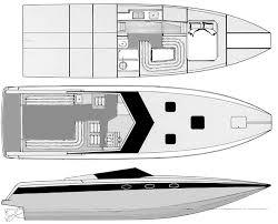 home built and fiberglass boat plans how to plywood ski slot machine boatdesign