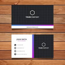 minimal business card template template free download on pngtree
