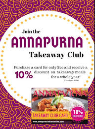 annapurna indian cuisine feeling like friday takeaways annapurna indian cuisine
