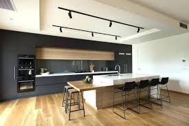 cuisine chene massif moderne parquet clair cuisine chene moderne cuisine contemporaine avec