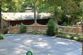 yard fence options home u0026 gardens geek