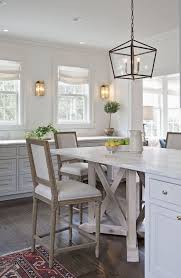 kitchen island breakfast table corner breakfast table with cabinets transitional kitchen