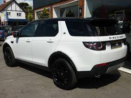 land rover discovery sport black used 2015 15 land rover discovery sport sd4 hse 2 2d 190bhp for
