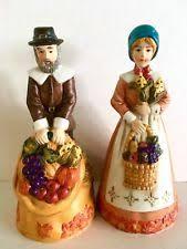 thanksgiving pilgrim statues pilgrim figurines ebay