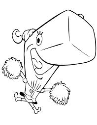 pearl krabs spongebob coloring u0026 coloring pages