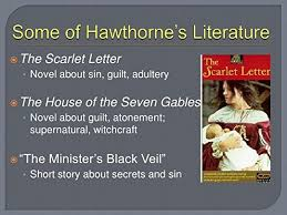 the minister u0027s black veil by nathaniel hawthorne