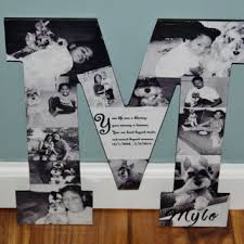 best letter picture collage products on wanelo