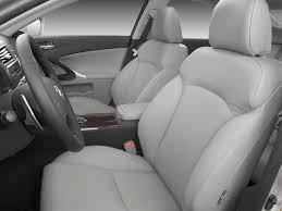 lexus sedan 2008 2008 lexus is250 front seats interior photo automotive com