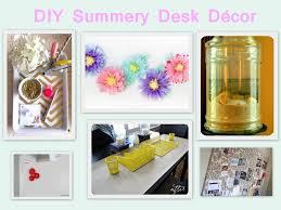 Diy Desk Decor Office Inspiration 6 Summery Diy Desk Décor Projects Careerbliss