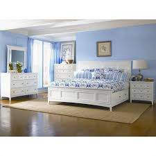 3 Piece White Bedroom Set Riverside Coventry 4 Piece Queen Bedroom Set In Dover White