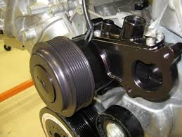 automotive electric water pump meziere 2011 coyote electric water pump justin u0027s performance
