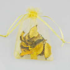 gold organza bags online cheap gold organza bag 9x12cm jewelry wedding chritmas gift