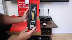 virgin media broadband setup hub 3 0 youtube