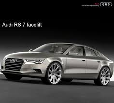 audi r 7 here comes the audi rs 7