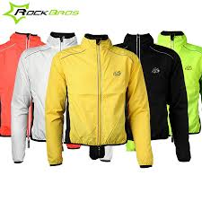 cycling rain shell aliexpress com buy rockbros cycling jersey rain jacket