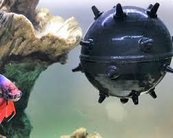 Zombie Aquarium Decorations Fish Tank Decor Etsy