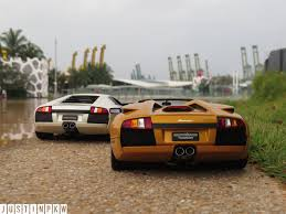 Lamborghini Murcielago Back - lamborghini murcielago 6 2 and roadster outdoor shoot