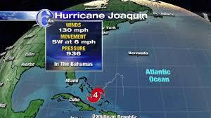 Hurricane Map Accuweather Maps Tracking Hurricane Joaquin 6abc Com