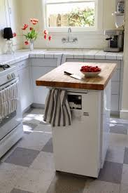Kitchen Island With Butcher Block by Best 20 Portable Island Ideas On Pinterest Portable Kitchen