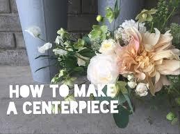 flower design 101 centerpieces youtube