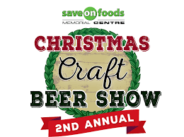 home christmas craft beer show