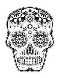 el dia de los muertos coloring pages pin by on coloring pages for
