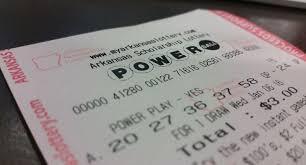 Arkansas Travel Tickets images Arkansas ticket wins 150 000 but no top powerball winner jackpot png