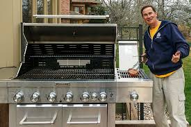 Kitchen Aid Gas Grill by Review Of Costco Kitchenaid Nexgrill 720 0856v Bbq Grill Huge
