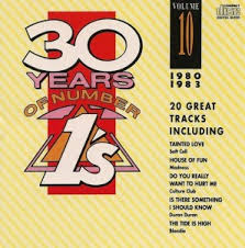 30 years of number ones vol 10 1980 1983 by various artists