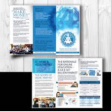 online design program playful traditional brochure design for gaurav tekriwal by uk on