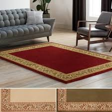 red rugs u0026 area rugs for less overstock com