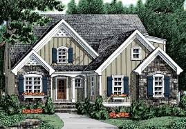 Southern Farmhouse Home Plan Impressive Aberdeen Place Frank Betz Associates Inc Southern Living