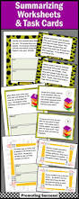 the 25 best summarizing worksheets ideas on pinterest social