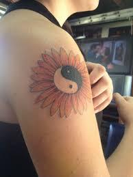 Yang Yang Tattoos 31 Stylish Yin Yang Shoulder Tattoos