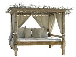 letto matrimoniale a baldacchino legno letto da giardino matrimoniale in teak a baldacchino sentosa
